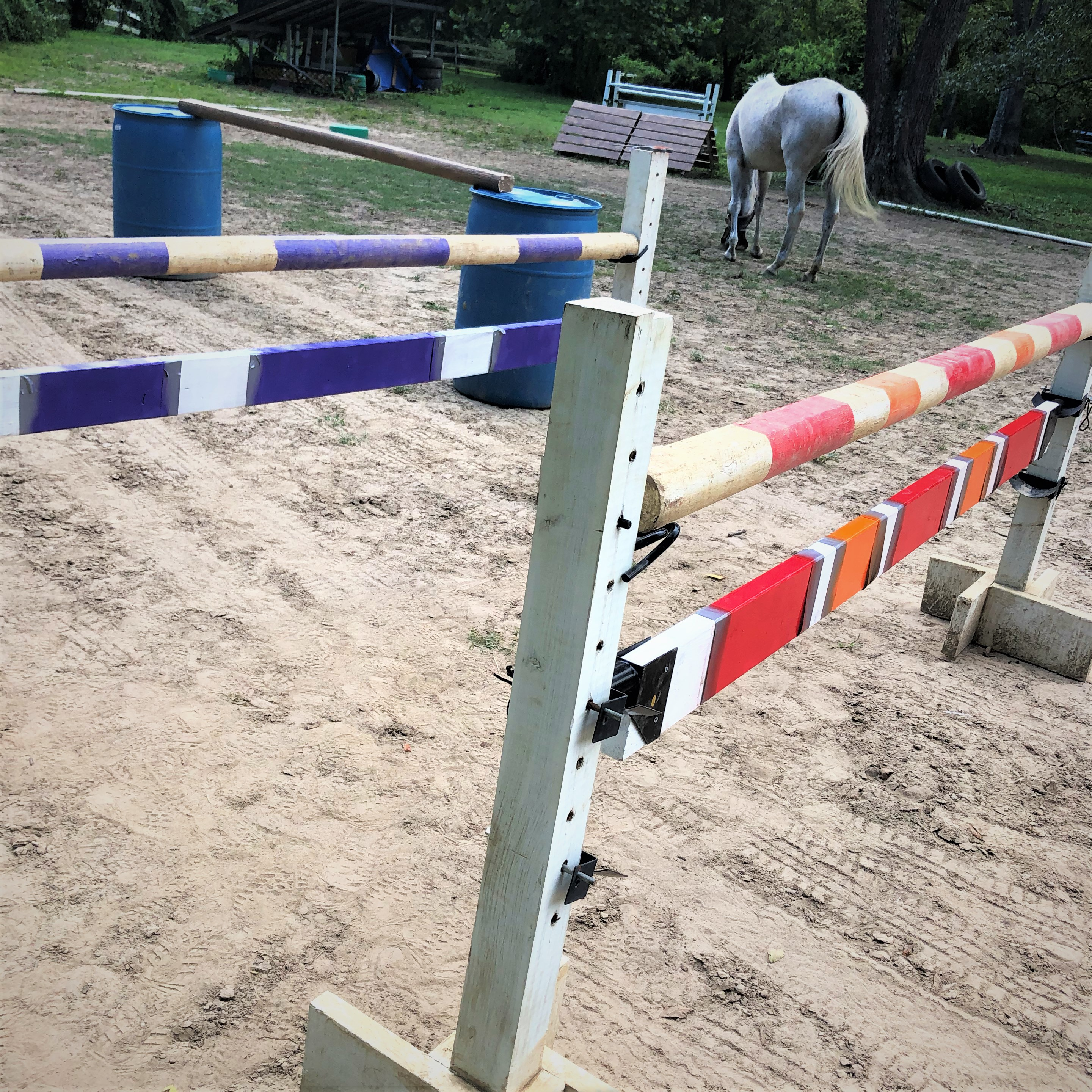 Barn Hacks Diy Projects Diy Arena Equipment